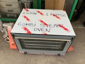 NEW COMBI STEAM OVEN CATERING COMMERCIAL FAST FOOD BAKERY CAFE KITCHEN