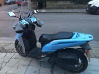 Yamaha Xenter 2013