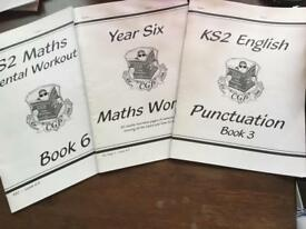 CGP KS2 books