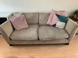 FREE - 3 seater sofa (cushions not included) COLLECTION ONLY