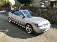 Vauxhall, ASTRA, Convertible, 2006, Manual, 1796 (cc), 2 doors