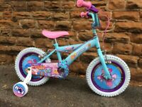 Brand New Hatchimal 14 inch Bike with Stabilisers - RRP £185