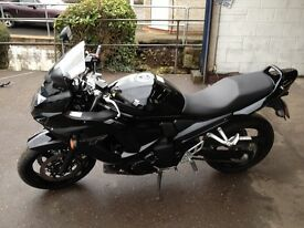 Superb do it all motorbike, low mileage, great condition.