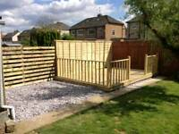 Fencing and decking 10% off till the end of feb