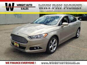 2016 Ford Fusion SE  SYNC  BACKUP CAM  CRUISE CONTROL  62,938KMS