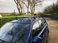 BMW 3 series roof bars