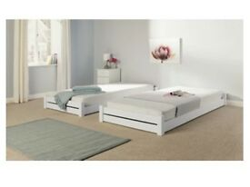Brand New Single Bed + Single Guestbed with Mattresses