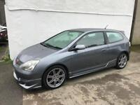 Honda Civic type r , fully serviced, low miles