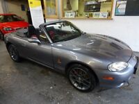 2004 MAZDA MX-5 1.8 EUPHONIC LIMITED EDITION, SERVICE HISTORY, CLEAN CAR, DRIVES LIKE NEW