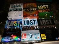 Lost box sets