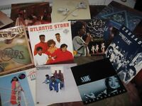 """Collection of 33 12"""" Vinyl LPs and 6 12"""" Singles"""