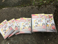 Job Lot of 70 High School Musical Giant Decorations (car boot sale) – BRAND NEW