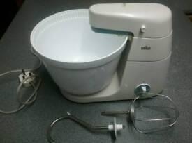 Braun food mixer