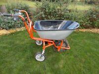 Sherpa electric wheelbarrow, excellent condition