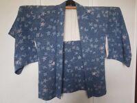 Haori jackets Medium size. High quality japanese clothing.