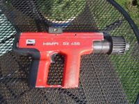 Hilti DX 450 cartridge tool