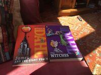 Rolad Dahl books