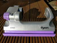 Dyson dc07 / dc14 Silver & Purple Footplate & Brush bar Housing.