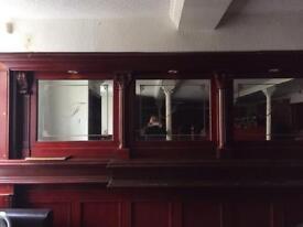 Bar cabinet (furniture)