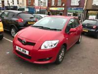 Toyota Auris 1.6 Private reg included