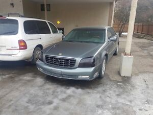 2005 Cadillac Seville mechanic special