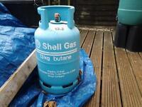 SHELL 13KG BUTANE GAS BOTTLE/CYLINDER