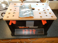Black & Decker Workmate Work Box WM450 - excellent condition