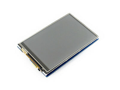 480x320 Resolution 3.5inch Resistive Touch Lcd Shield For Arduino Spi Interface