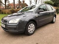 Ford Focus 1.4 studio 2005 low mileage,one owner fsh,2 keys,veryreliable,aa/rac welcome, economical