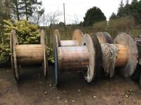 Cable drums
