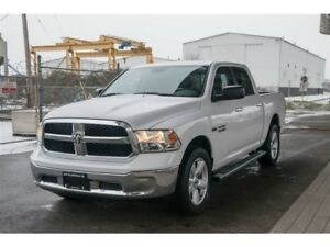 2015 Ram 1500 SLT CREW 4WD LOADED LOW MONTHY PAYMENTS!