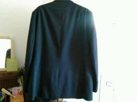 Coat of suit blue WOOLMARK