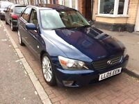 *Immaculate 2005 Lexus IS200 2.0 Petrol Automatic Low Miles*