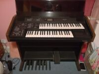 Technics Digital Organ EX-SX15, Excellent Condition