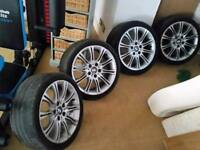 BMW MV2 Alloys, Refurbished& Primed 5x120