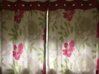 "NEXT curtains 54"" x 64"""