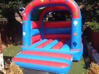 15X15 commercial bouncy castle