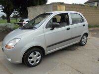 Chevrolet Matiz 0.8s 5 Door 2009 (09)