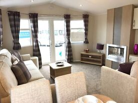 Stunning Contemporary Caravan For Sale in Southerness-2 Bedroom-Pet Friendly-Near Cumbria and Ayr
