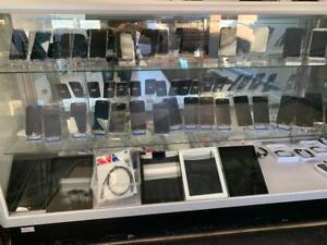 Pre-Owned unlocked Phones at CANWEST CELLULAR with 3 Months Warranty
