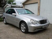 Mercedes Benz C220 CDI Avantgarde SE Turbo Diesel