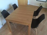 Dining Table Perfect Condition! ONLY £80 Must Go