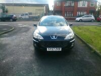 Peugeot 407, Automatic, 1 year mot