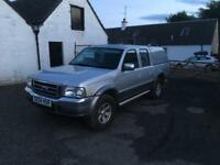 FORD RANGER 2005 4x4 low milage