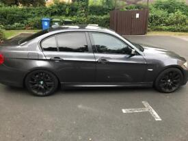 Bmw 325d 3.0 hpi clear unrecorded minor damage not salvage £3500 worth of receipts full facelift