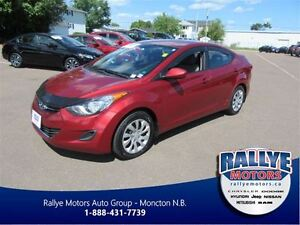 2013 Hyundai Elantra GL! Heated! Bluetooth! Keyless!