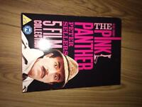 Pink panther collection dvd set
