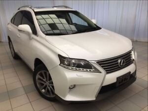 2015 Lexus RX 350 Sportdesign: 1 Owner, New Tires and Brakes.