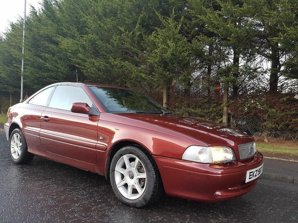 2000 volvo c70 coupe 2 4 t5 petrol 1owner from new full volvo service history mot august 2017. Black Bedroom Furniture Sets. Home Design Ideas