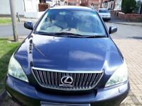 For Sale Lexus RX 300, 2005, 128000 Miles Automatic Car is in good condition